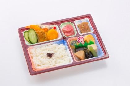 菊水の会席弁当「15品」600円(税抜)