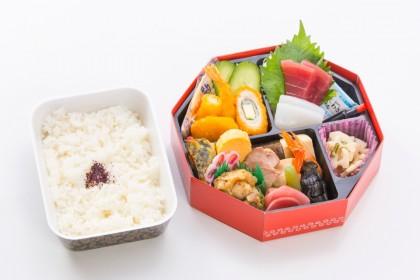 菊水の会席弁当「21品」1000円(税抜)